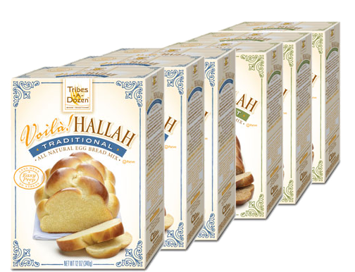 Voilà! Hallah Combo Pack - 6 Pack