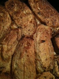 Baked Challah French Toast Recipe featuring Voila Hallah bread mix