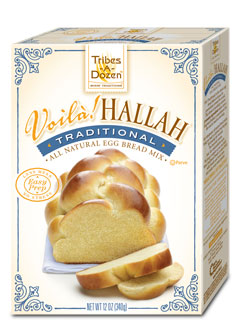 Voilà! Hallah traditional