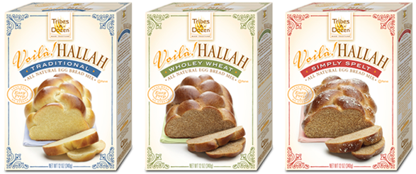 Voila! Hallah Easy Egg Bread Mixes
