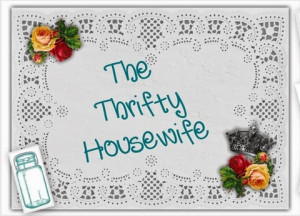 thriftyhousewife